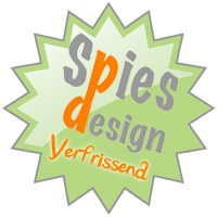 Spies design logo